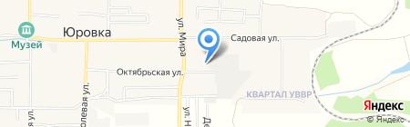 Дионис-М на карте Анапы