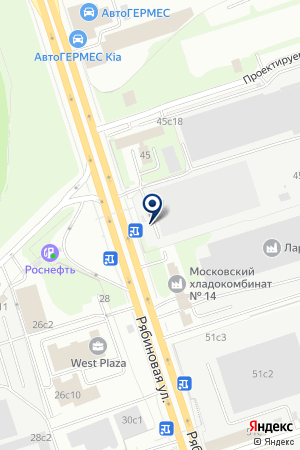 ПРОИЗВОДСТВЕННАЯ КОМПАНИЯ ЦИТАДЕЛЬ-НК на карте Новой