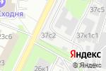 Схема проезда до компании Компания Саметко в Москве