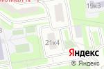 Схема проезда до компании Северный в Москве