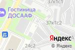 Схема проезда до компании ВДР-Металл в Москве