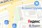 Схема проезда до компании Service-V в Москве