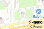 Схема проезда до компании Де Важан в Москве