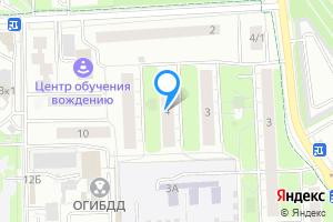 Снять однокомнатную квартиру в Химках улица Лавочкина, 4