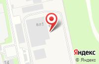 Схема проезда до компании Универсальные Пищевые Технологии в Серпухове