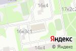 Схема проезда до компании Дирекция ЖКХ и благоустройства Северо-Западного административного округа в Москве