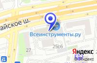 Схема проезда до компании МЕБЕЛЬНЫЙ МАГАЗИН ПАН ДИВАНЫ в Москве