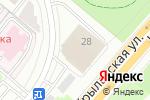 Схема проезда до компании Юсм Эдвайзорс в Москве