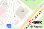 Схема проезда до компании Металлинвестлизинг в Москве