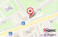 Схема проезда до компании 2 минуты в Серпухове