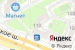 Схема проезда до компании Принцип в Москве
