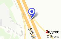 Схема проезда до компании САЛОН МЕБЕЛЬИНВЕСТ в Москве