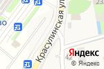 Схема проезда до компании Автостоянка в Саларьево