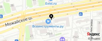 BESTTEHNIKA на карте Москвы
