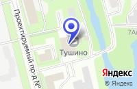 Схема проезда до компании ПРОИЗВОДСТВЕННАЯ ФИРМА АМПИР в Москве