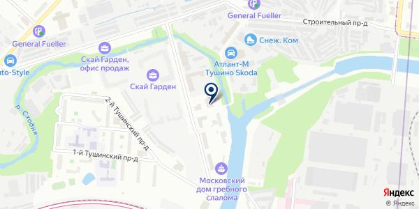 ТрансАгроПартнер на карте Москве