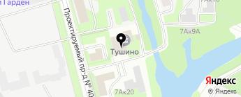 ЭЛКОНТ-Комплект на карте Москвы