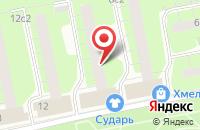 Схема проезда до компании Кос Трейд в Москве