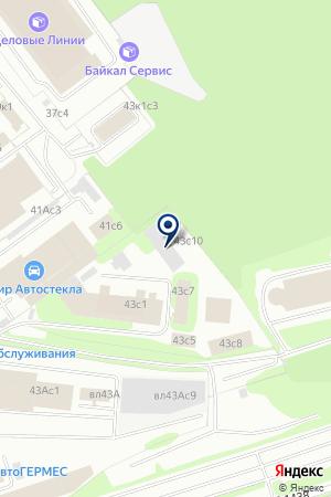 НАТЭКСПО на карте Новой