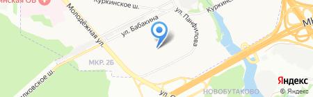 Детский сад №54 на карте Химок