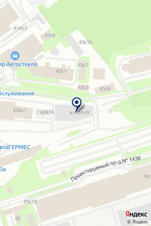 ПРОИЗВОДСТВЕННАЯ ФИРМА ТЕРМОПОЛ на карте Новой