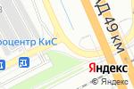 Схема проезда до компании Росгазинвест в Москве