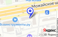 Схема проезда до компании ПТФ ТАЙМ в Москве