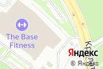 Схема проезда до компании Крылатские Холмы в Москве