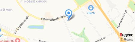 Российский Рынок на карте Химок
