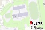 Схема проезда до компании DanceGroup в Москве