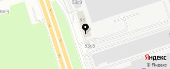 AutoVix на карте Москвы