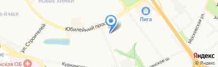 PEGAS TOURISTIK на карте Химок
