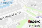 Схема проезда до компании Parfum Moscow в Москве