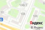 Схема проезда до компании Интераудитконсалтинг в Москве