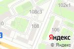 Схема проезда до компании Домашний уют в Москве