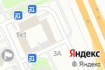 Схема проезда до компании Востряково в Москве