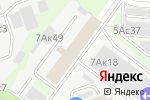 Схема проезда до компании ЭлектродГруп в Москве