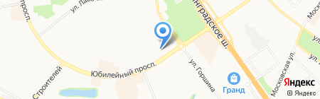 МясновЪ на карте Химок