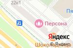 Схема проезда до компании Азимут в Москве