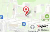 Схема проезда до компании Автотрек в Москве
