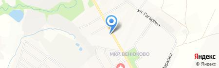 Почтовое отделение №142304 на карте Чехова