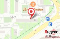 Схема проезда до компании ТЕЛЕКОР в Химках