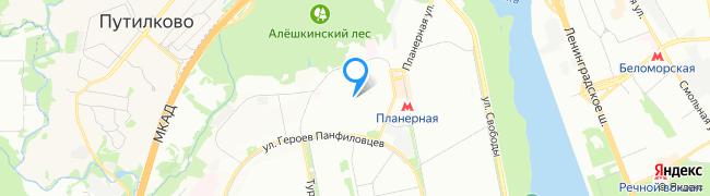 район Тушино Северное
