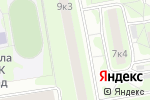 Схема проезда до компании Нотариус Сибгатулина Ф.Ф. в Москве