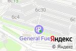 Схема проезда до компании Тушинец в Москве