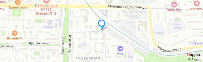 улица Екатерины Будановой