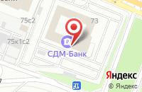 Схема проезда до компании Юрлово в Москве