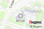 Схема проезда до компании Авиатор в Москве