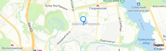район Тушино Южное