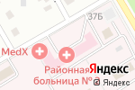 Схема проезда до компании Мособлмедсервис, ГБУ в Чехове